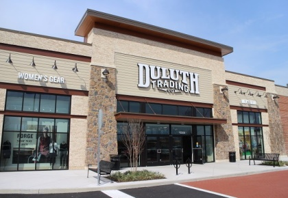 NVRetail and Corvus Consulting Complete Development of New Burlington and Duluth Trading Company at West Broad